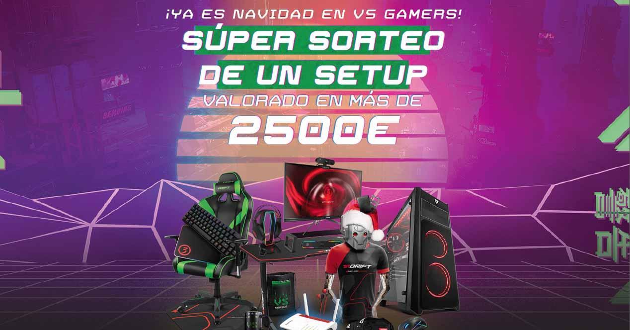 VS Gamers Navidad