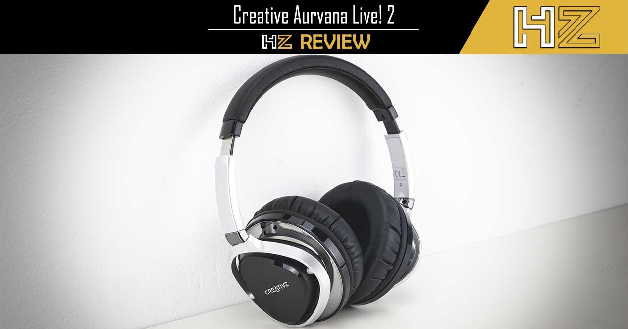creative aurvana live! 2 review