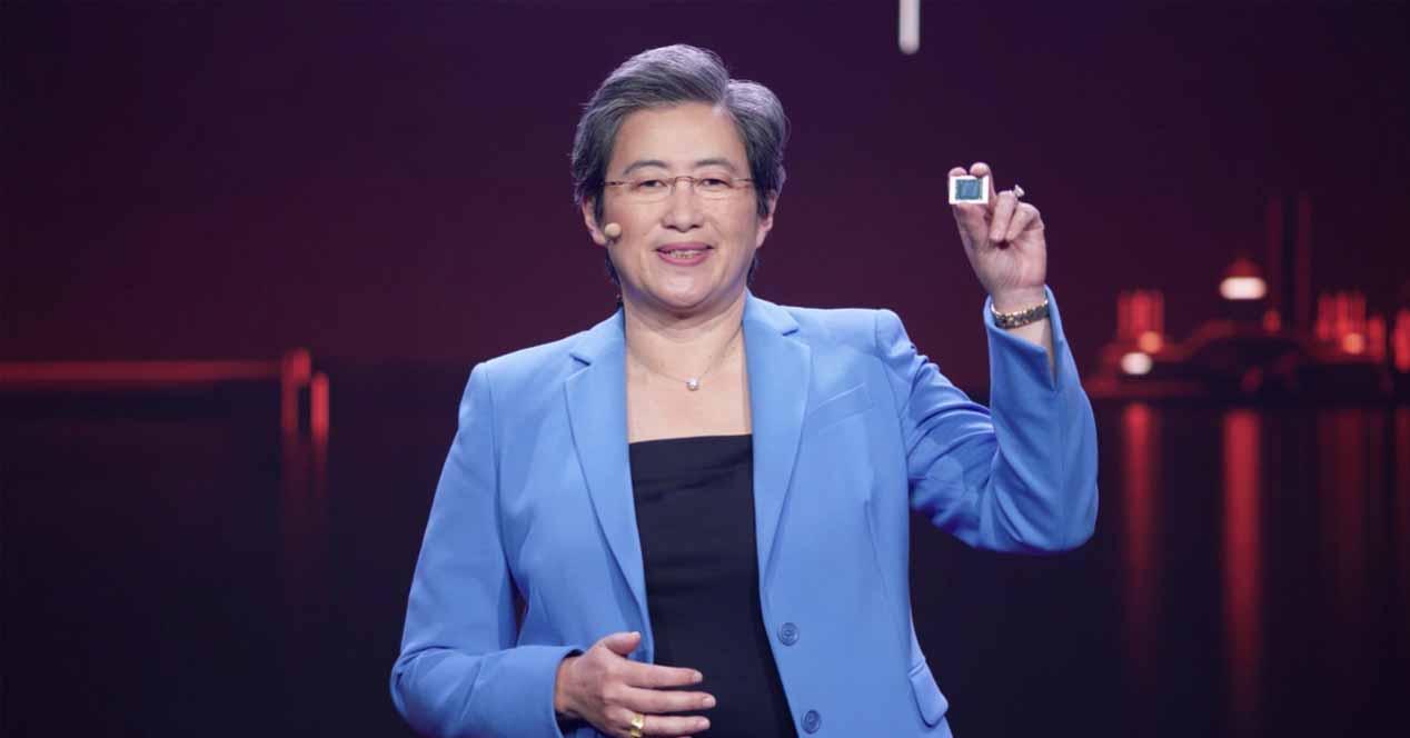 AMD Zen núcleos