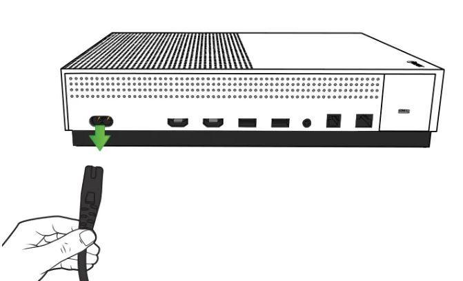 Desconectar Xbox