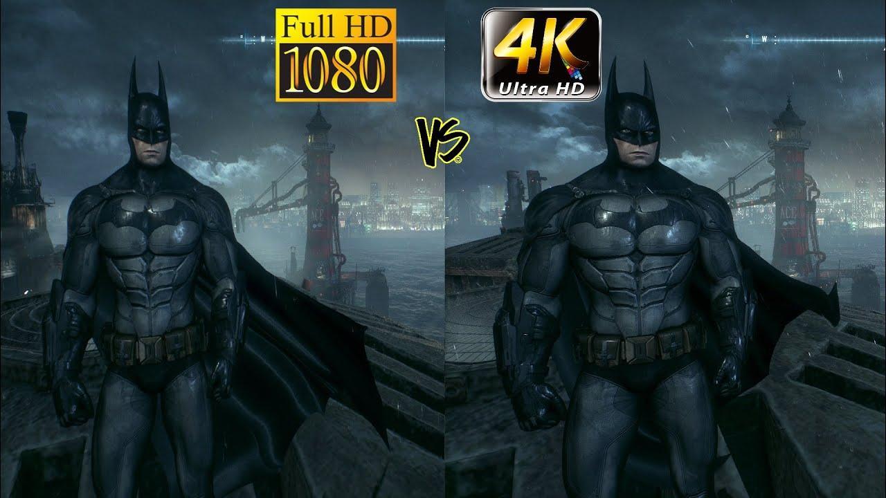Full HD vs UHD