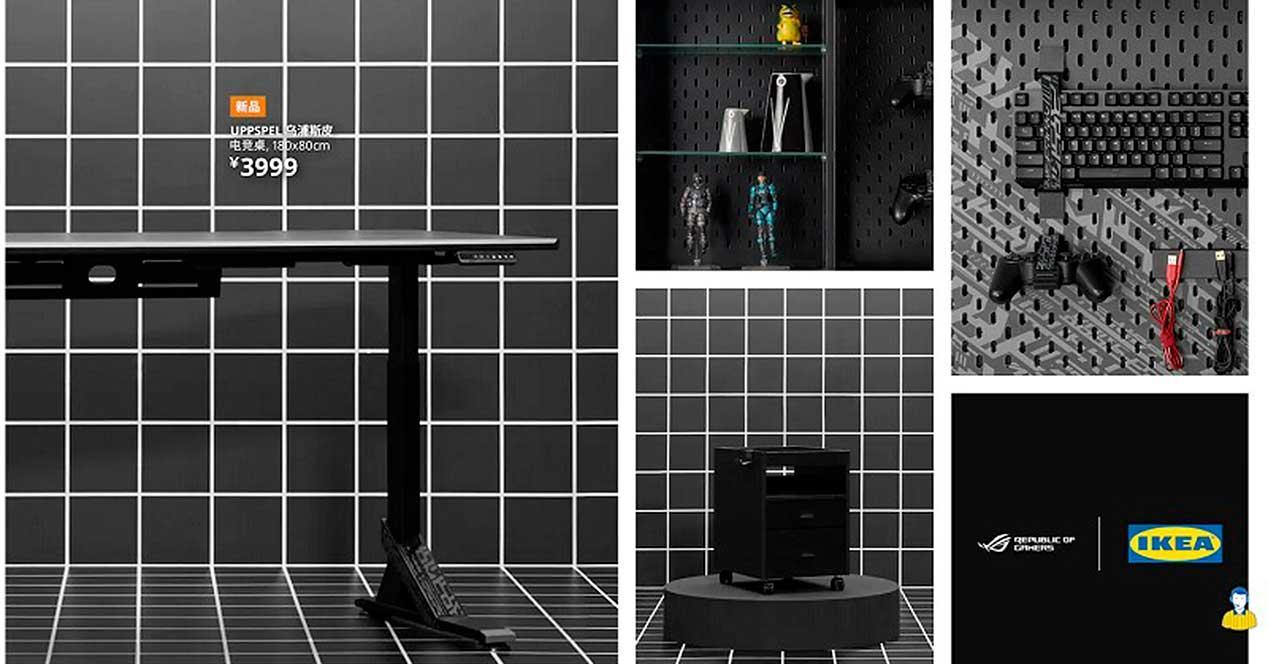 Ikea-Gaming-Desk