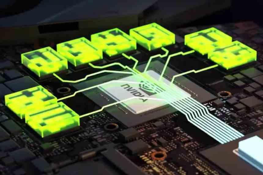 NVIDIA GPU VRAM Render