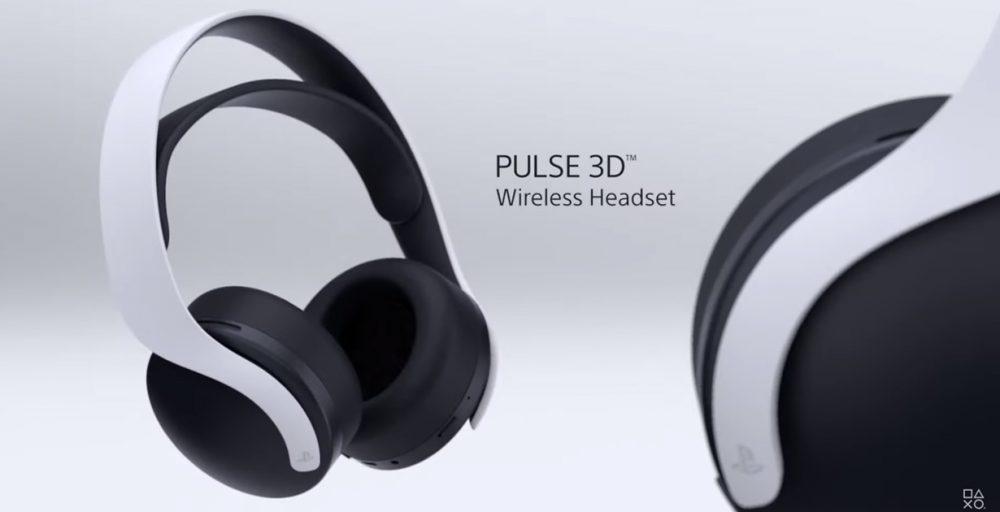 Auriculares Sony Pulse 3D