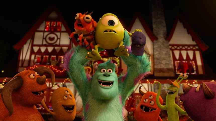 Pixar Ray Tracing Cine
