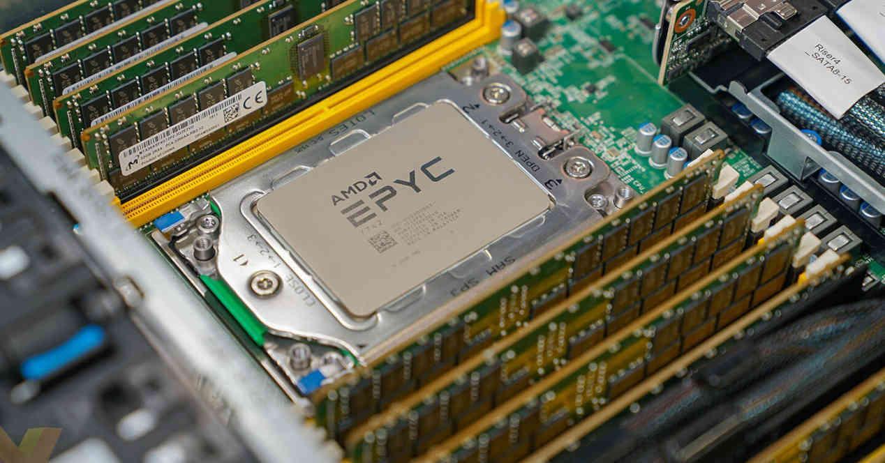 AMD EPYC Rome Milan