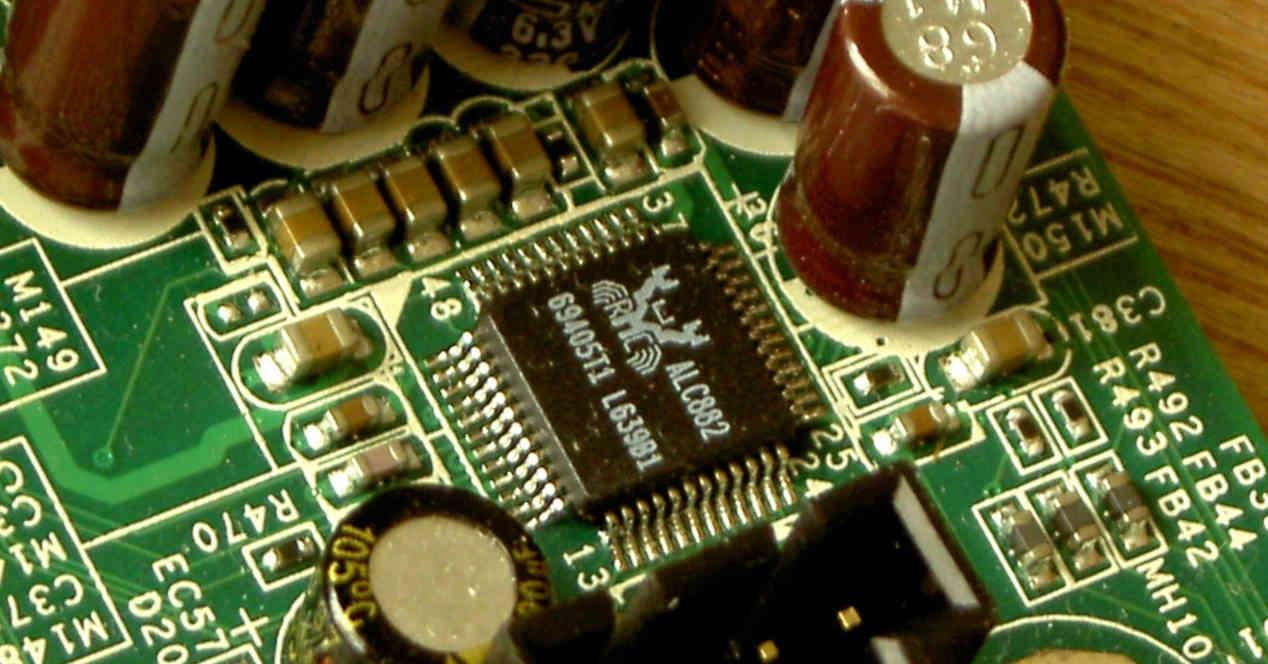 Chip Audio Realtek