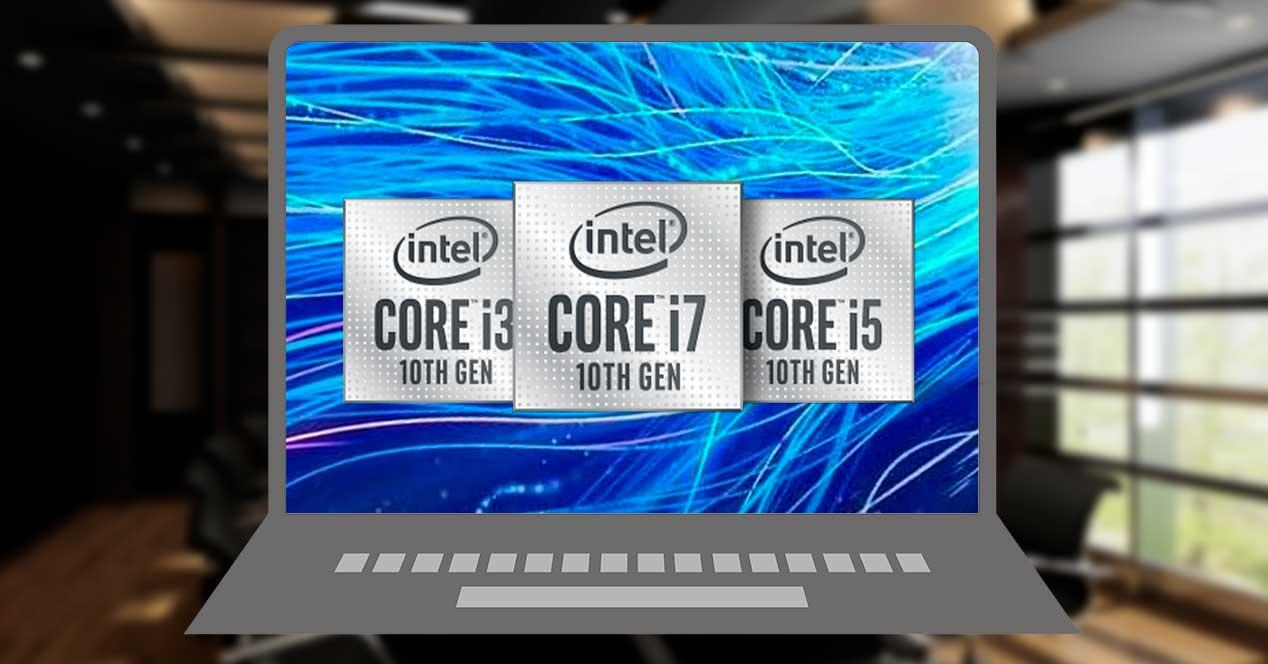 Portátil Intel 10th