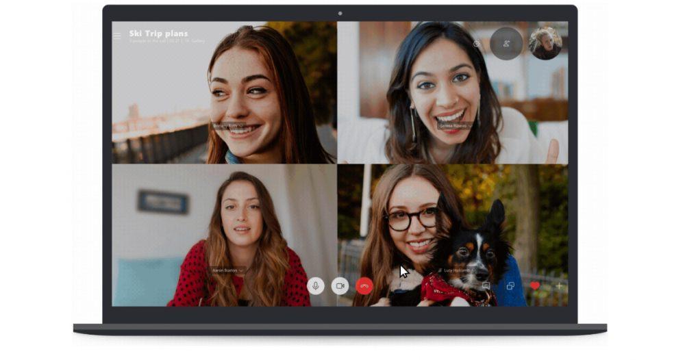 ISP opciones Skype