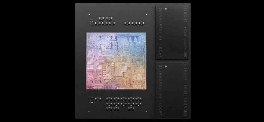 Apple M1+RAM
