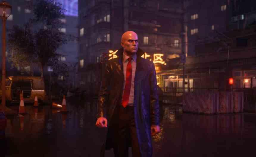 Hitman 3 Adrenalin