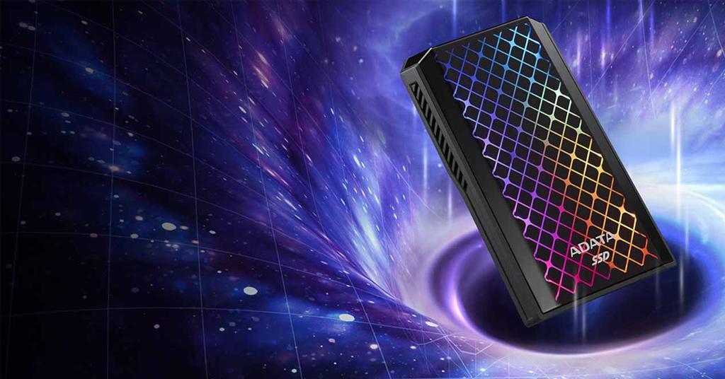 ADATA SSD RGB