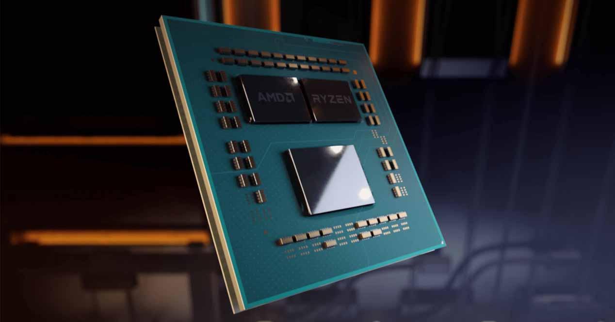 AMD Ryzen CCD CCX
