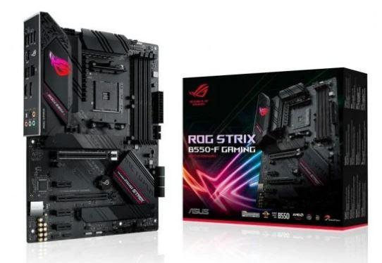 Placas base AMD ASUS ROG Strix B550-F Gaming