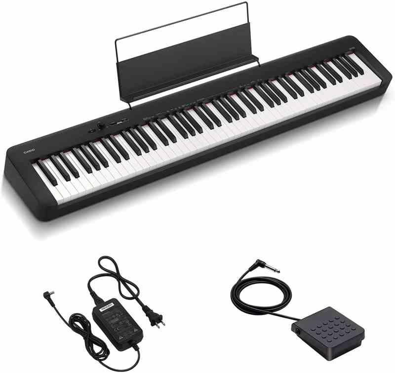 Teclados Musicales Casio CDP S100