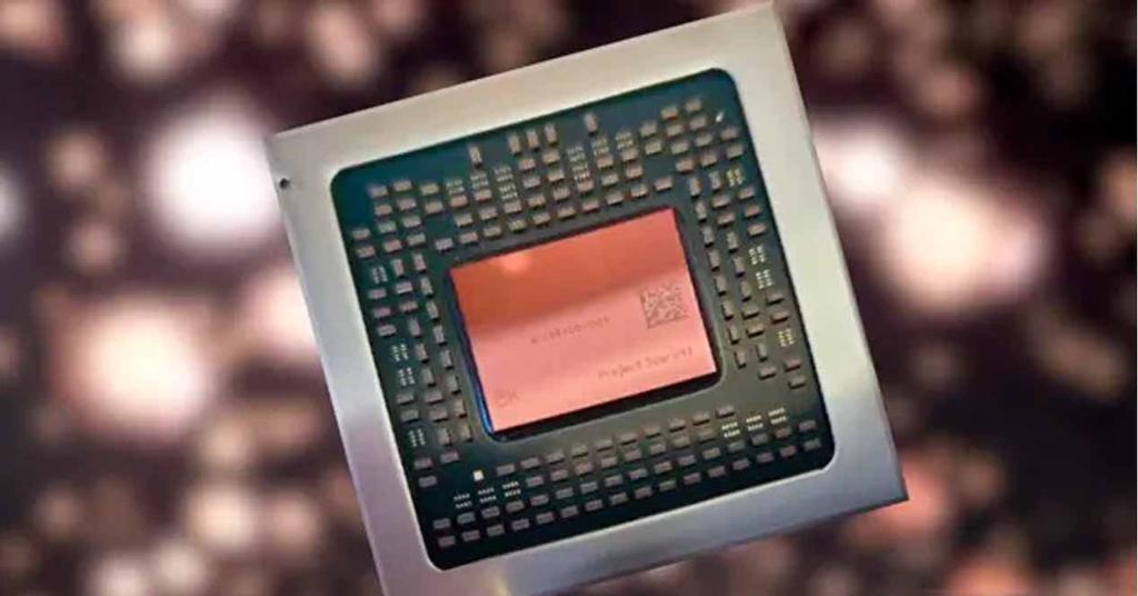 Chip Xbox Series S
