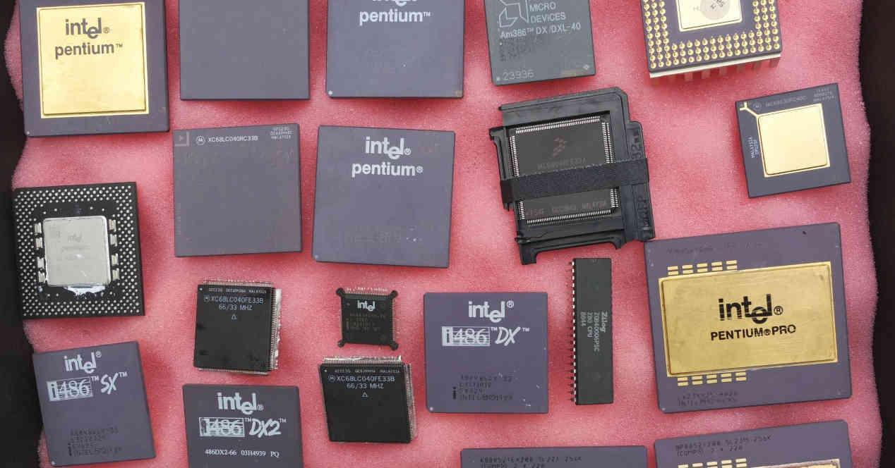 Colección CPU