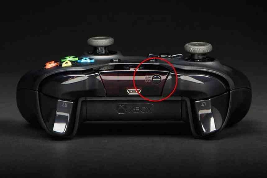 Xbox Sync-Button