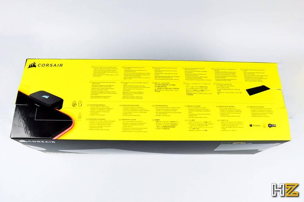 Corsair MM700 RGB - Review 2