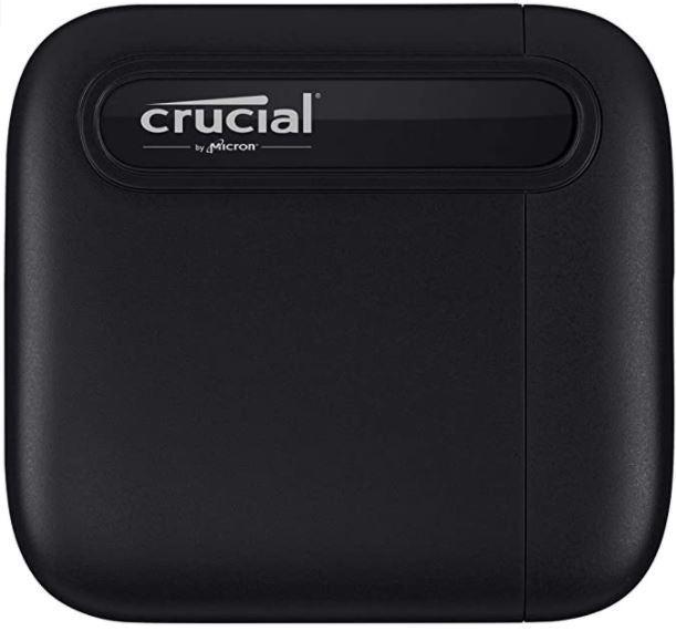 SSDs USB Crucial X6