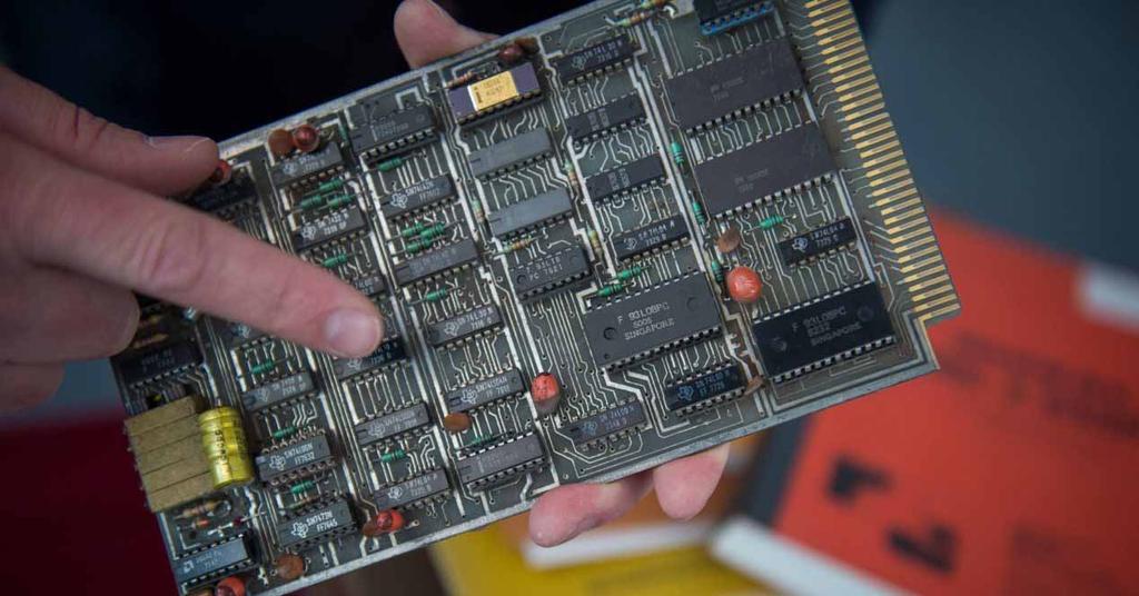 Europa fabricación chips