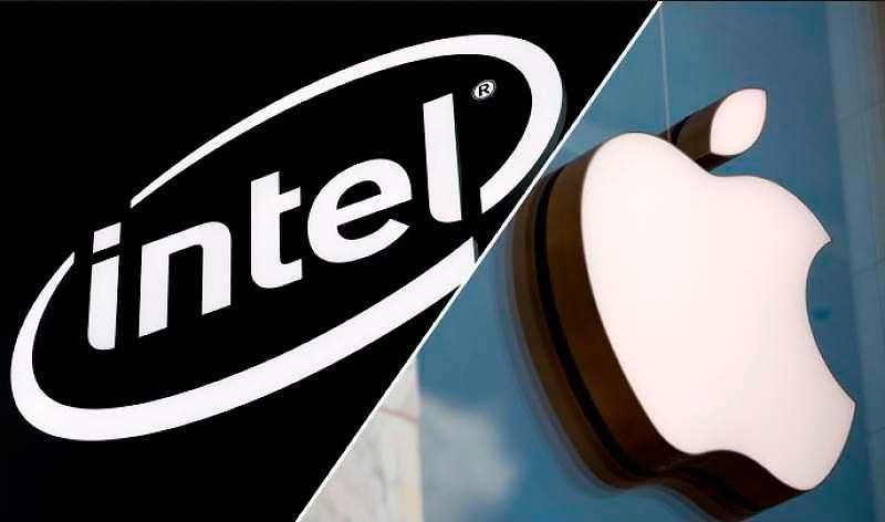 Intel-Apple