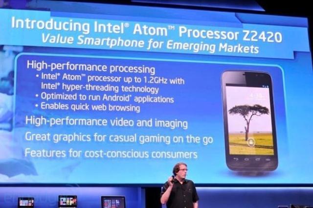 Intel Mobile