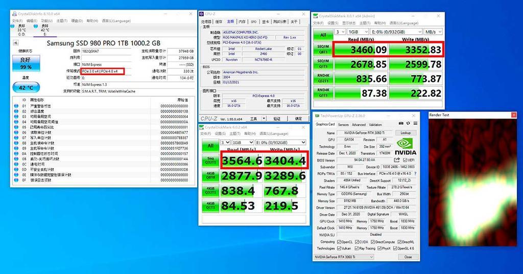 Intel-Rocket-Lake-Desktop-CPU_-ASUS-Z490-Motherboards-PCIe-Gen-4.0-NVMe-SSD-_2