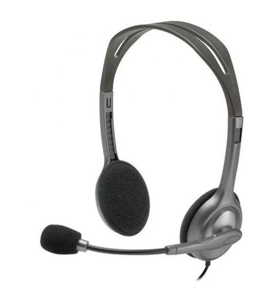 Logitech H111 auriculares con micrófono