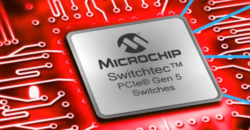 Microchip PCI Express 5.0
