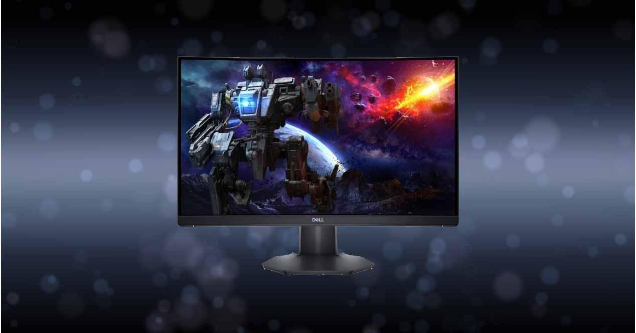 Monitor gaming barato Dell