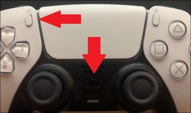 Sincronizar mando PS5