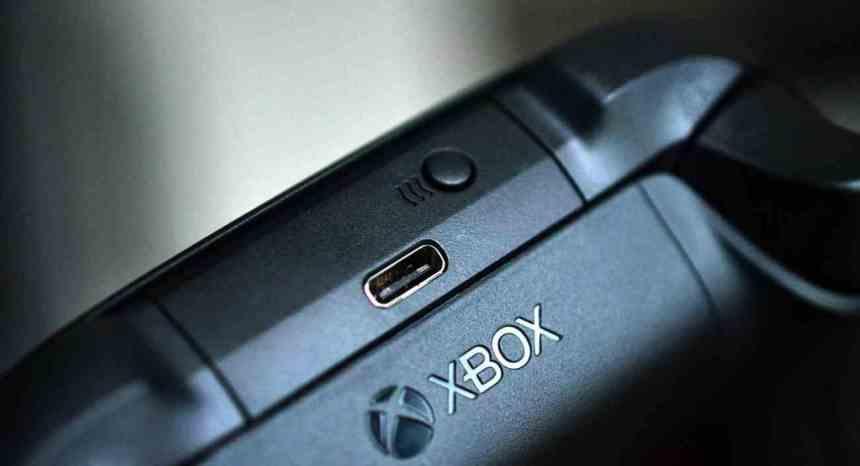 Puerto USB Mando Xbox