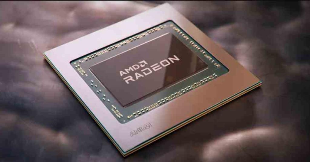AMD GPU RDNA 2