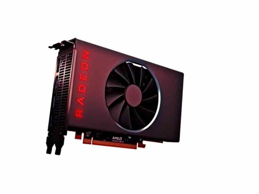 Radeon RX 5550 XT