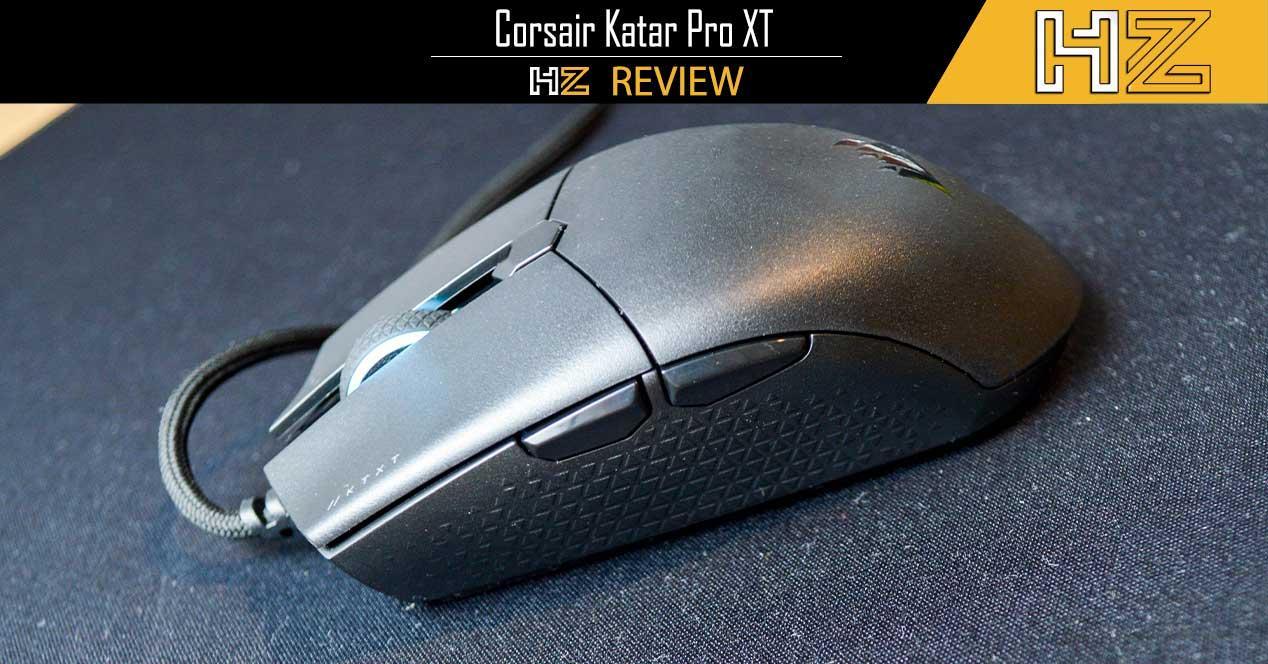 Review Corsair Katar Pro XT