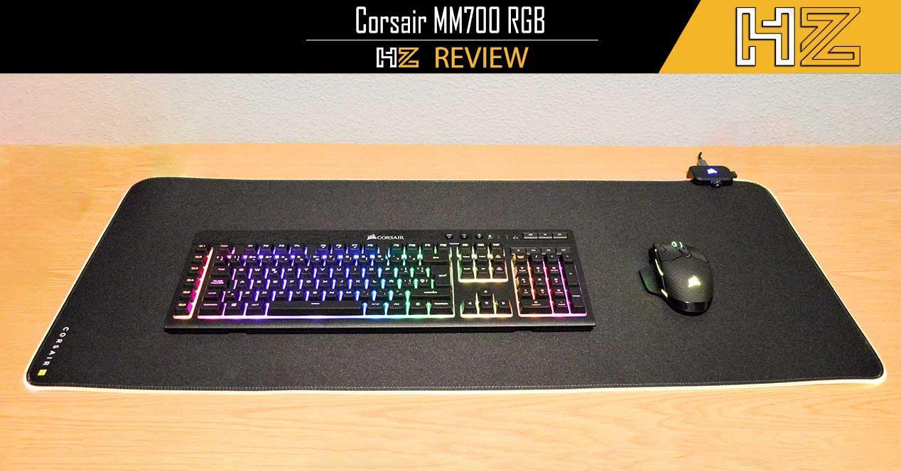 Review Corsair MM700 RGB