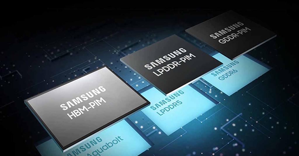 Samsung HBM2 PIM