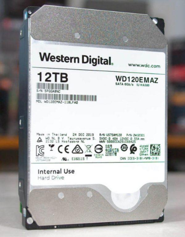 WD 12 TB