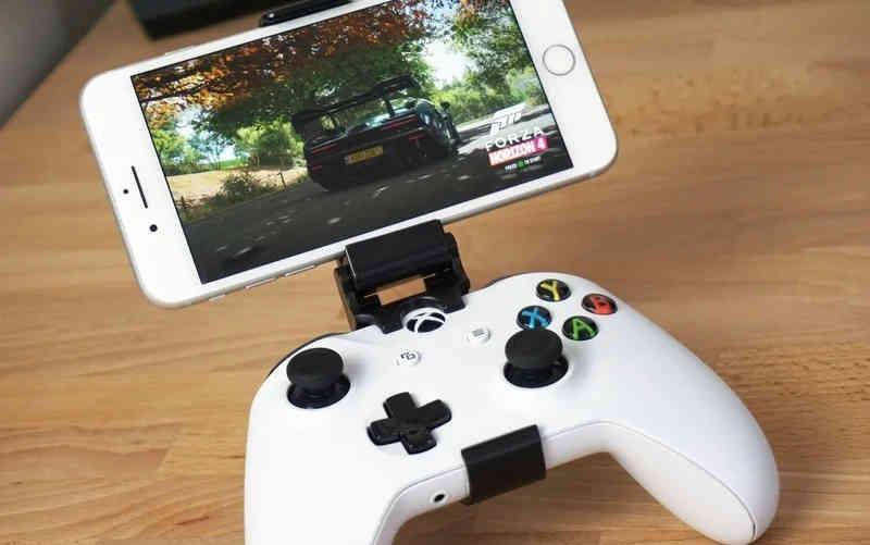 Mando Xbox smartphone