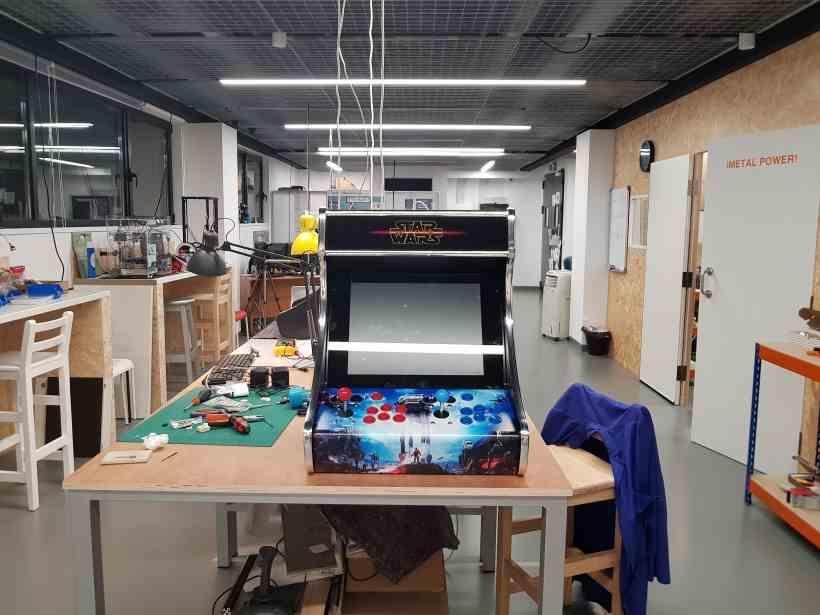 Mueble Maquina Recreativa