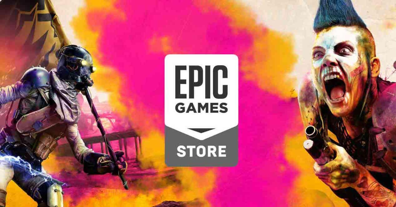 Rage 2 Epic Store
