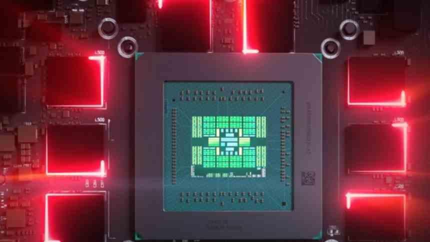 AMD Navi 21 Mock-Up