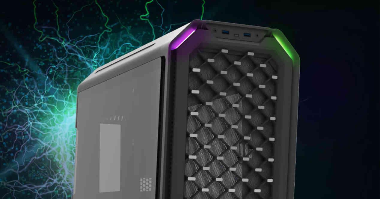 Antec Dark Cube ITX