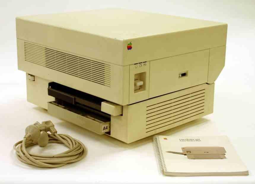 Impresora LaserWriter