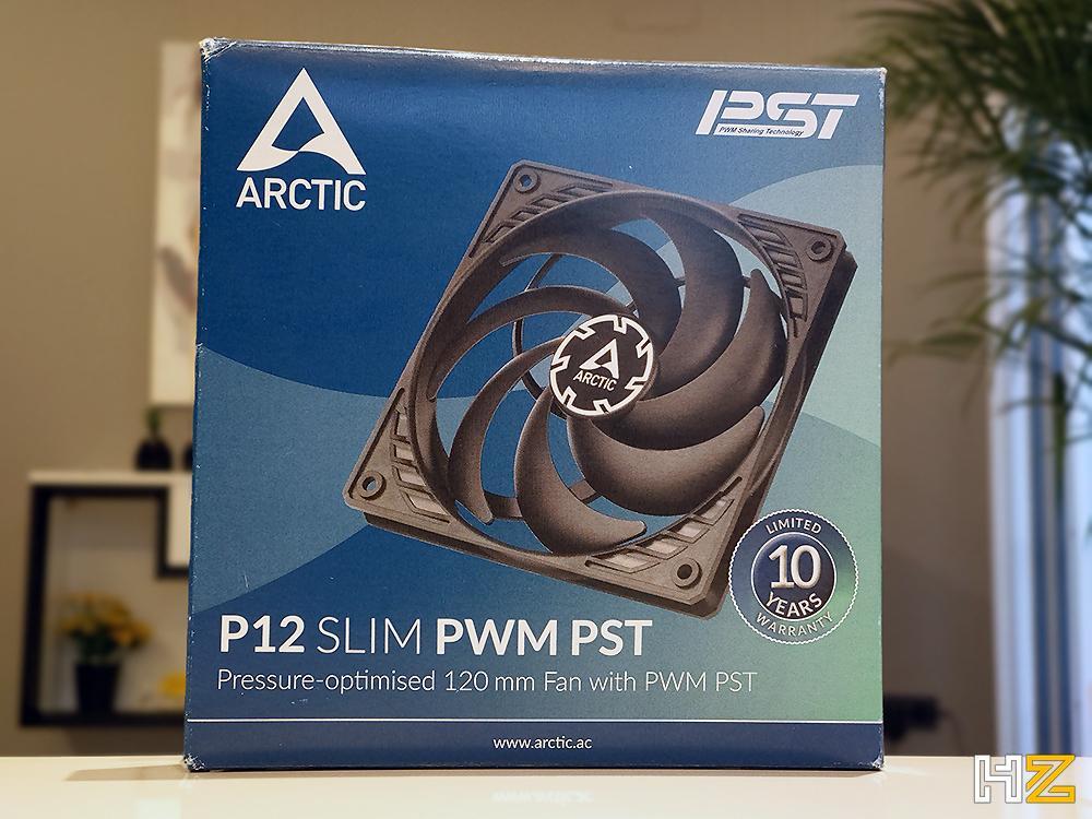 Arctic P12 SLIM PWM PST (1)