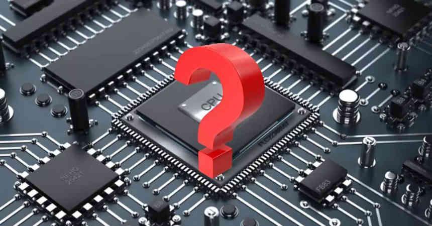 CPU ? Interrogante