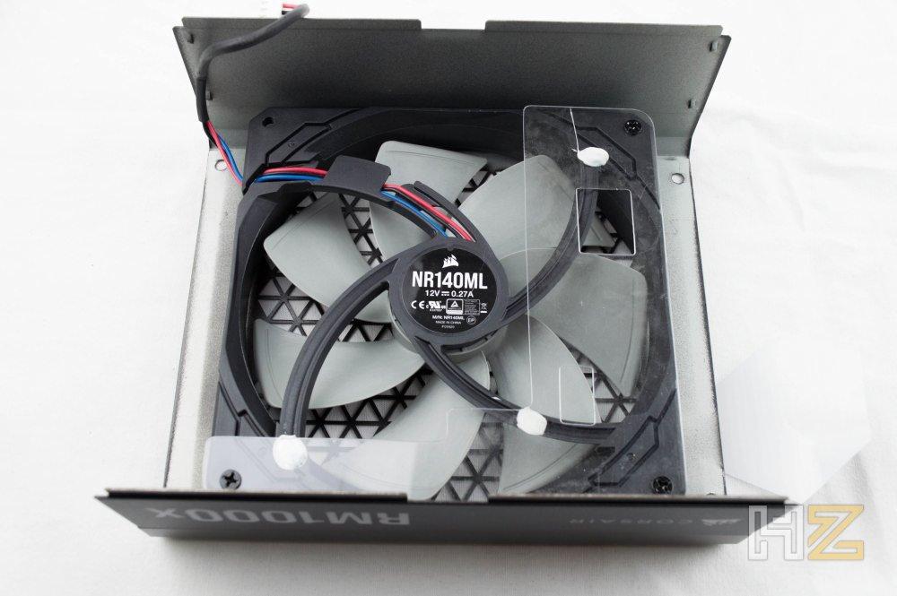 Corsair RM1000x ventilador