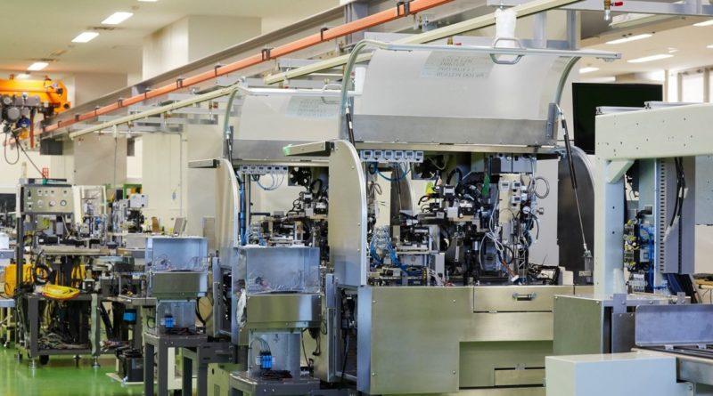 Equipamiento Fabricación Chips