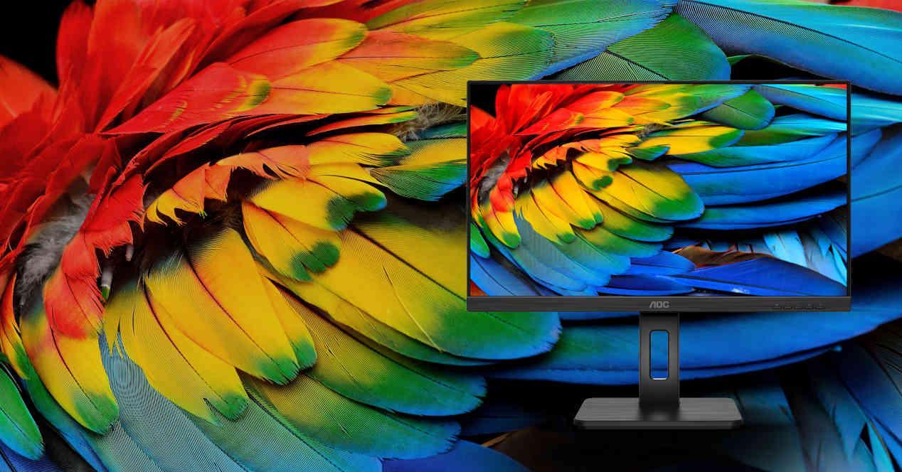 HDMI DisplayPort Color